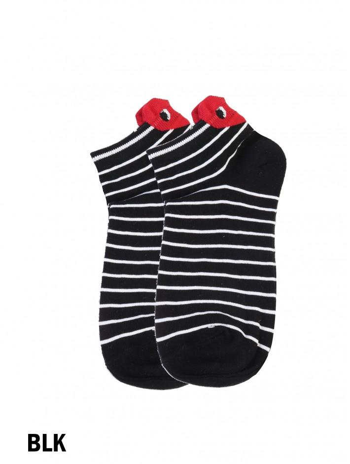 6bfc1b2f2 Women s Stripes Ankle Socks