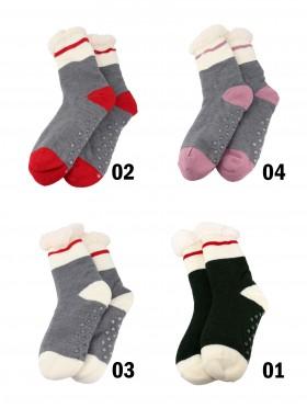 Winter Camp Anti-Skid Slipper Socks