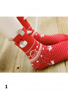 Christmas Design Sock