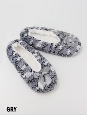 Fashion Printed Women's Slipper Socks