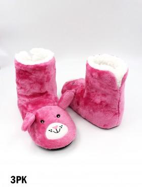 Bunny Light Weight Slipper Socks