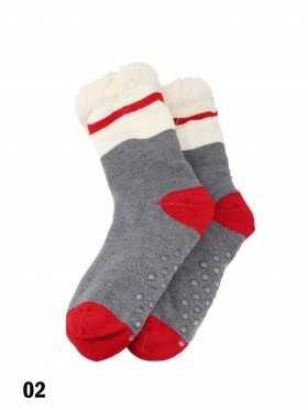 Winter Camp Anti-Skid Slipper Socks