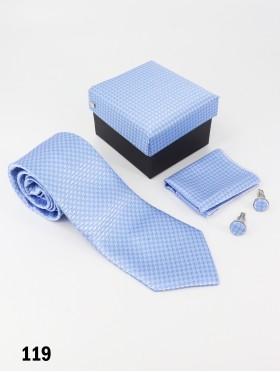 Fashion Printed Design Tie Set