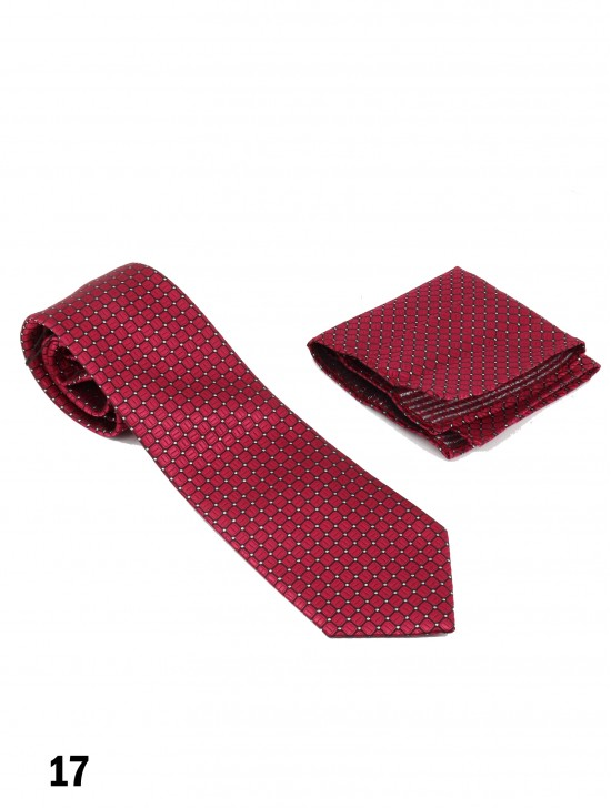 Fashion Design Tie Set