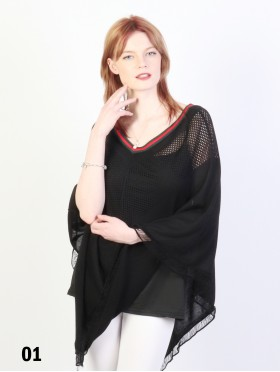 Fashion Hollow  Out Top