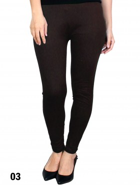 Extra Large Solid Stretch Legging +