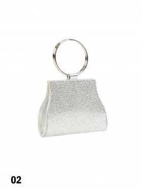Elegance Rhinestone Sparkle Evening Clutch