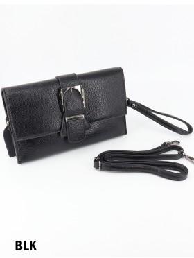 Premium Faux Leather Cross-body Bag