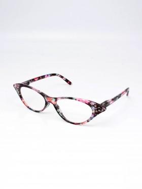 Floral Print Reading Glasses