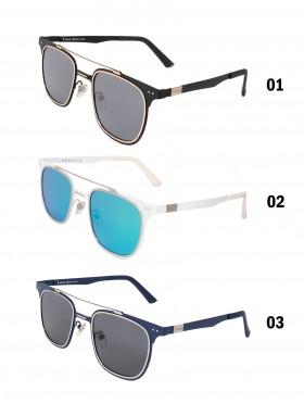 Polarized Unisex Aviator Fashion Sunglasses