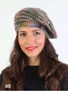 Multi-color Knit BERET