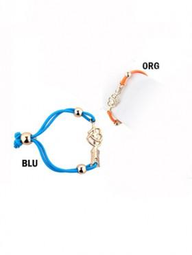 Heart Arrow Rope Bracelet