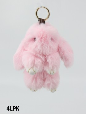 Cute Bunny Key Chain