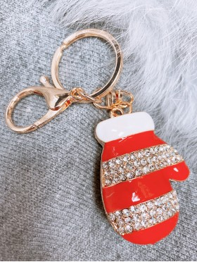 Winter Mitten Key chain