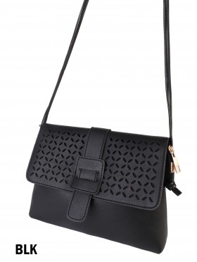 Laser Cut Fashion Purse (Horizontal)