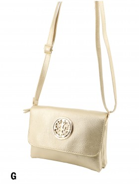 Miller Faux Leather Cross-body