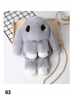 Cute Plush Bunny Bag