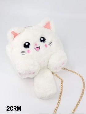 Fashion Cat Plushie Bag