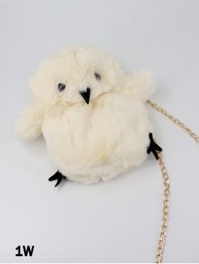 Cute Chick Plush Bag