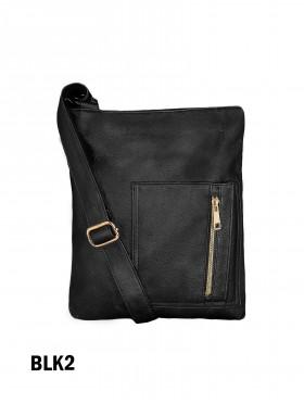 Cross Body Pocket Satchel