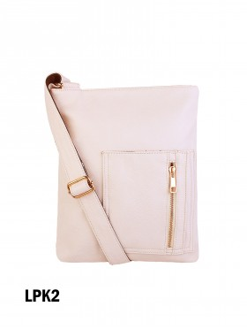 Cross Body Pocket Satchel