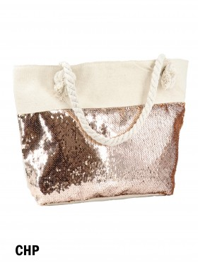 "Sequin Scale ""Color Changing"" Shoulder Bag"