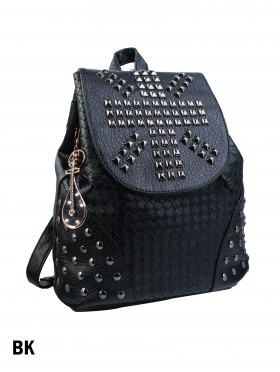 PREMIUM STUDDED BACK PACK