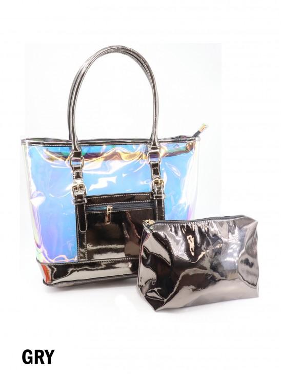 Fashion Shiny Tote
