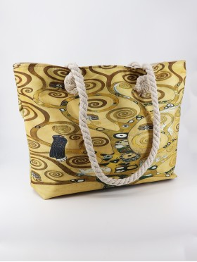 Oil Painting Shoulder Bag