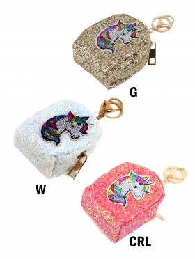 Unicorn Sparkle Coin Purse