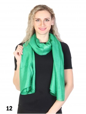 Solid Colour Fashion Scarf