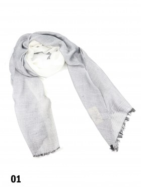 Two Tone Fashion Scarf