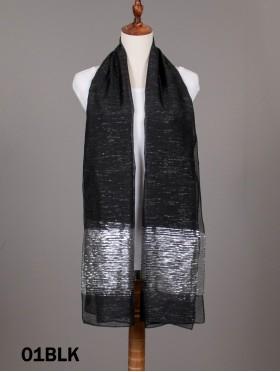 Silver Filigree Fashion Scarf