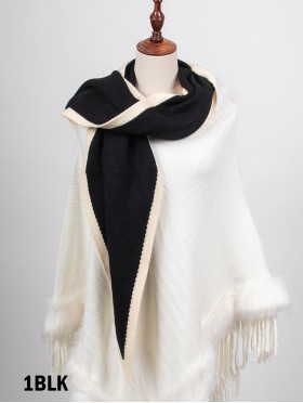 Fashion Knitted Wrap/Scarf
