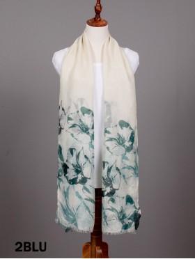 Fashion Floral Design Fashion Scarf
