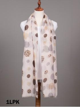 Fashion Polka Dots Design Fashion Scarf