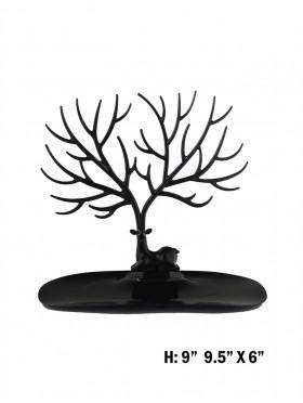 Black Jewellery Display