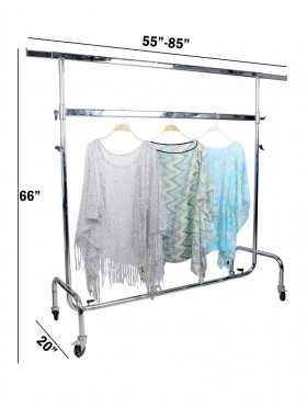 EXPANDABLE ROLLING RACK