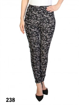 Floral Print Stretchy Legging