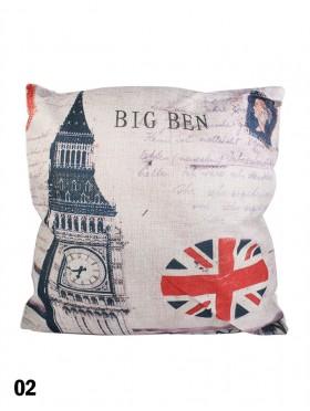 London Scenery Cushion & Filler