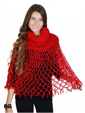 MAGIC LUREX KNIT SCARF