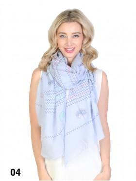 Paisley Print Fashion Scarf