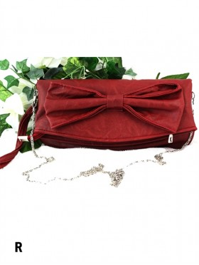 BOW FRONT CLUTCH