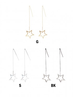 Stars Drop Earrinngs