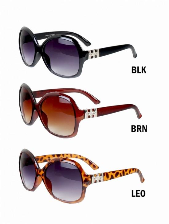 Oversized Gradient Sunglasses